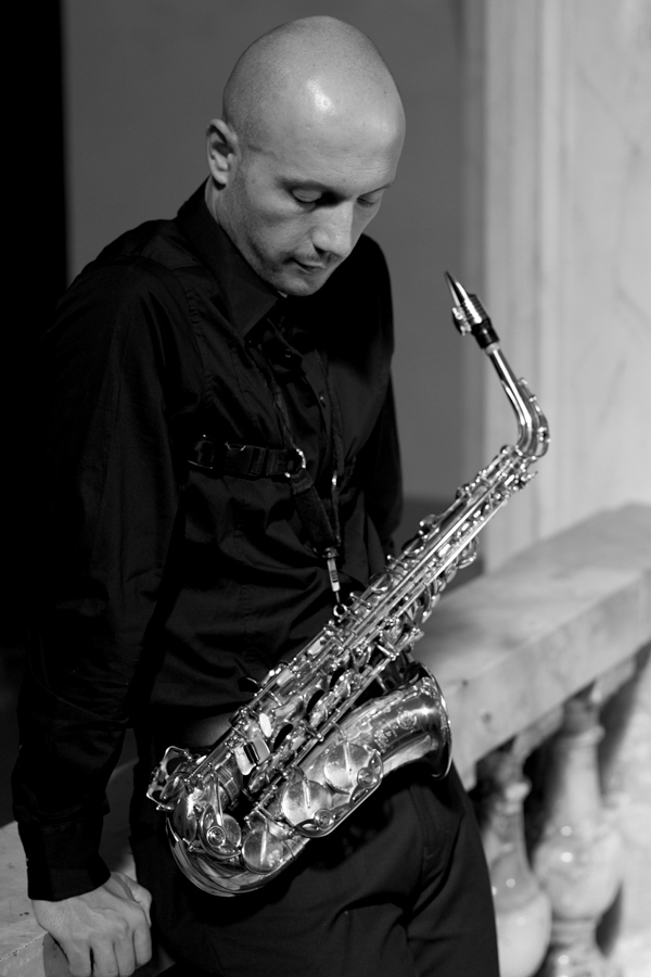 Saxofono solo
